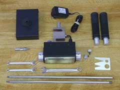 Micro CP Penetrometer includes